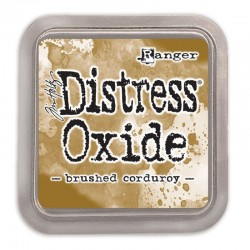 Tampone Distress Oxide - BRUSHED CORDUROY