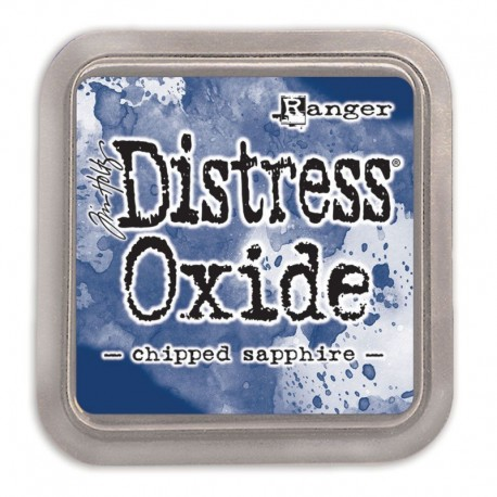 Tampone Distress Oxide - CHIPPED SAPPHIRE