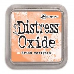 Tampone Distress Oxide - DRIED MARIGOLD