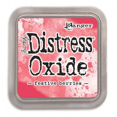 Tampone Distress Oxide - FESTIVE BERRIES