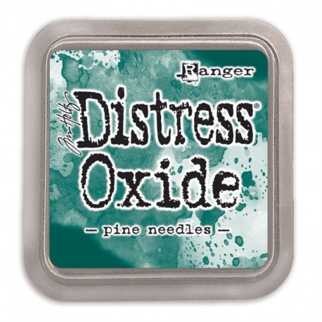 Tampone Distress Oxide - PINE NEEDLES