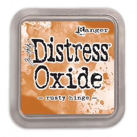 Tampone Distress Oxide - RUSTY HINGE