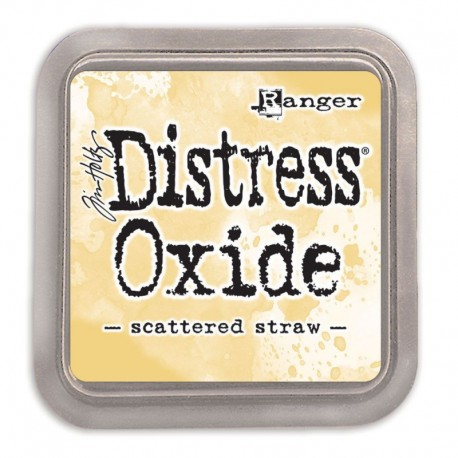 Tampone Distress Oxide - SCATTERED STRAW