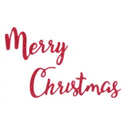 Fustella Impronte D'Autore - Merry Christmas