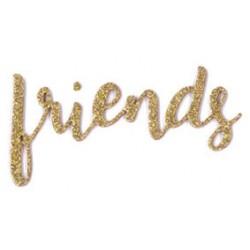 Fustella Impronte D'Autore - Friends