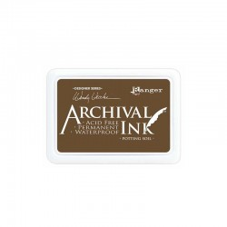 Tampone Ranger Archival Ink - POTTING SOIL