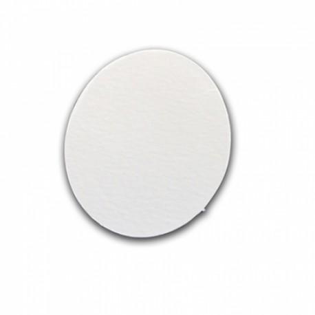Die Cut Oval Shapes - Bianco - Stx2