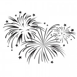 Embossing Folder Darice - Fireworks