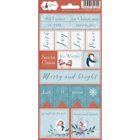 PIATEK13 - North Pole - Stickers 02
