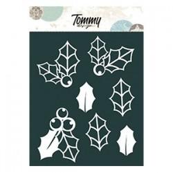 I Ritagli - AGRIFOGLIO - Tommy Design
