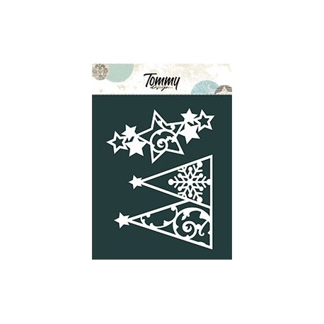Le Maschere - ALBERI E STELLE - Tommy Design