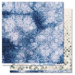 Carta Les Ateliers de Karine - Blue Batik - Batik Classik