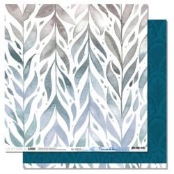 Carta Les Ateliers de Karine - Blue Batik - Nuances de Bleu