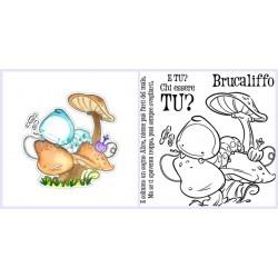 Bundle Fustelle e Timbri coordinati Impronte d'Autore - Brucaliffo