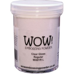 Wow! Large - Clear Gloss Regular