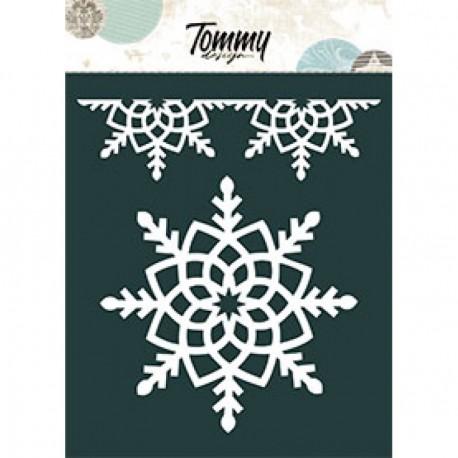Le Maschere - PIZZO di CRISTALLO - Tommy Design