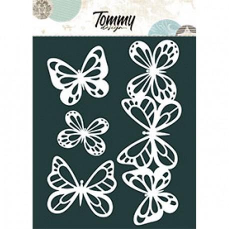 Le Maschere - FARFALLE - Tommy Design