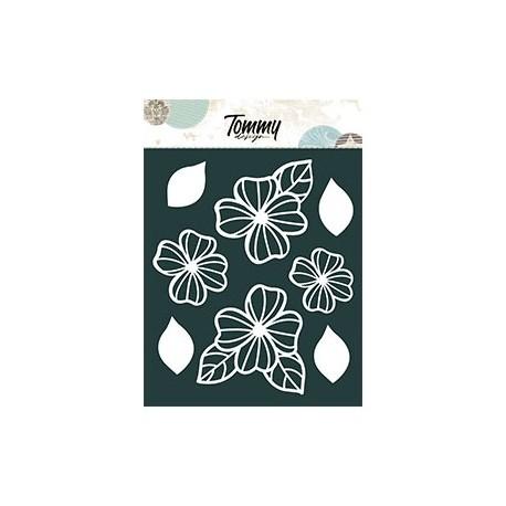 I Ritagli - FIIORI E FOGLIE - Tommy Design