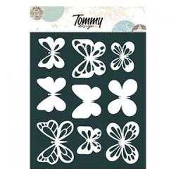 I Ritagli - VOLO DI FARFALLE - Tommy Design