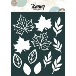 I Ritagli - FOGLIE AUTUNNALI - Tommy Design