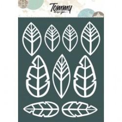 I Ritagli - FOGLIE - Tommy Design