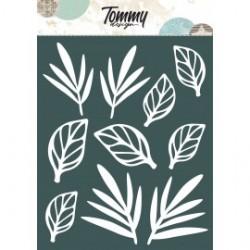 I Ritagli - FOGLIE E PALME - Tommy Design
