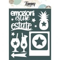 I Ritagli - EMOZIONI ESTIVE - Tommy Design