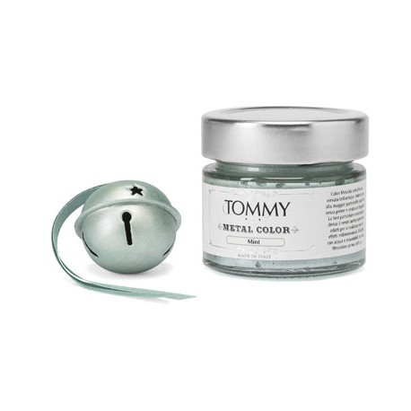 MENTA - METAL COLOR - Linea Shabby - Tommy Art