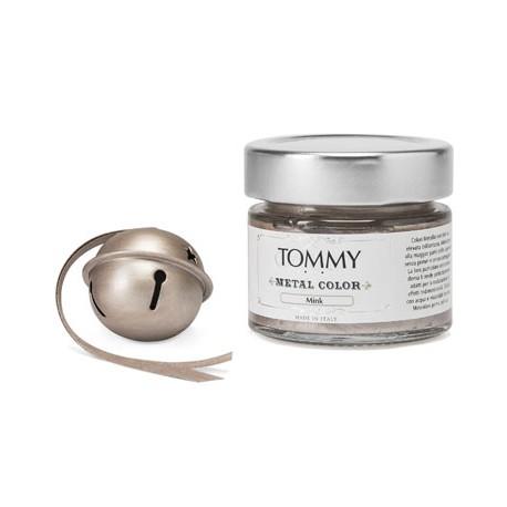 VISONE - METAL COLOR - Linea Shabby - Tommy Art