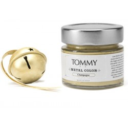 CHAMPAGNE - METAL COLOR - Linea Shabby - Tommy Art