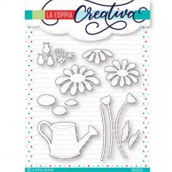 Fustella La Coppia Creativa - Margherite