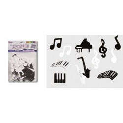 "Foam Stickers ""Music"" - Darice"