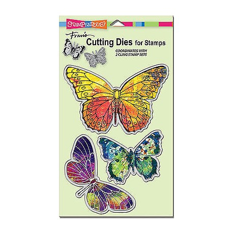 Fustella Stampendous - Butterflies