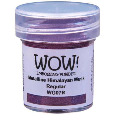 Wow! - Metalline Himalayan Musk regular