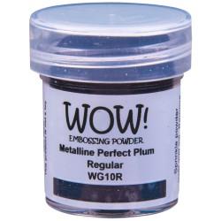Wow! - Metalline Perfect Plum