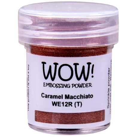 Wow! - Perlescents Caramel Macchiato