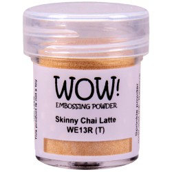 Wow! - Perlescents Skinny Chai Latte