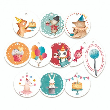 PIATEK13 - Happy Birthday - Tags 01