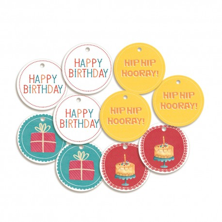 PIATEK13 - Happy Birthday - Tags 04