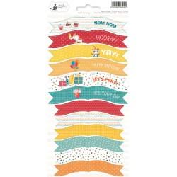 PIATEK13 - Happy Birthday - Stickers 01