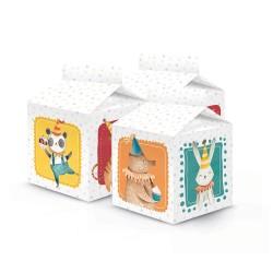 PIATEK13 - Happy Birthday - Set of party boxes
