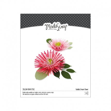 Fustella ModaScrap - DREAM FLOWER