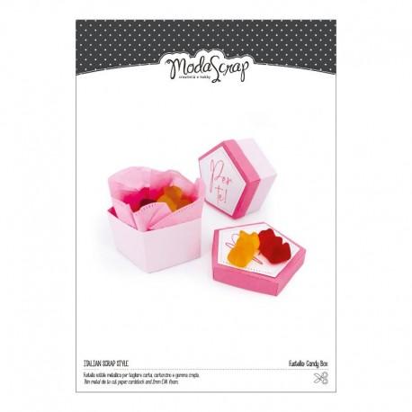 Fustella ModaScrap - CANDY BOX