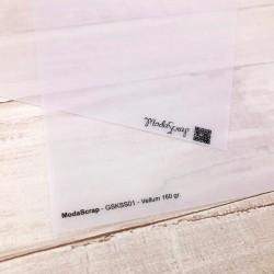 "Carta ModaScrap - 12""x 12"" VELLUM"