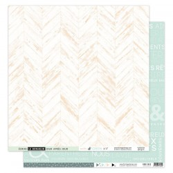 Carta Florileges Design - SOFT & GREEN n.5