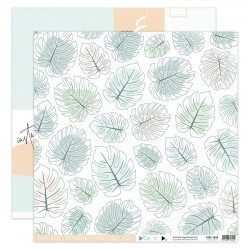 Carta Florileges Design - SOFT & GREEN n.2
