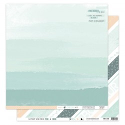Carta Florileges Design - SOFT & GREEN n.8