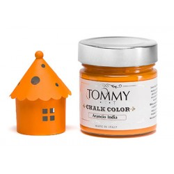ARANCIO INDIA - CHALK COLOR - Linea Shabby - Tommy Art