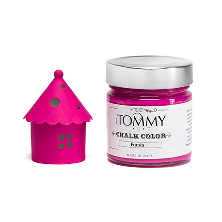 FUCSIA - CHALK COLOR - Linea Shabby - Tommy Art