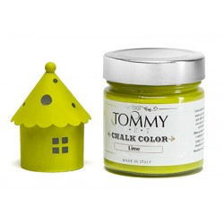 LIME - CHALK COLOR - Linea Shabby - Tommy Art